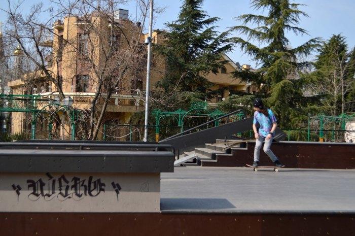 SSkate